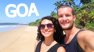 GOA: PURE RELAXATION! (TRAVEL INDIA)