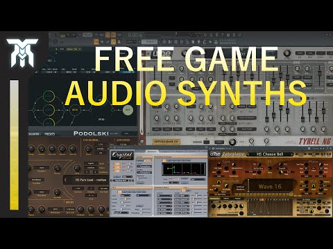 Best Free VSTs for Game Music & Sound Effects (2020)