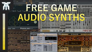 Best Free VSTs for Game Music u0026 Sound Effects (2020)