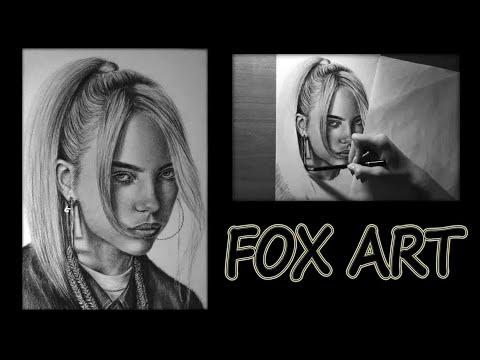 Билли Айлиш | Billie Eilish | Fox Art