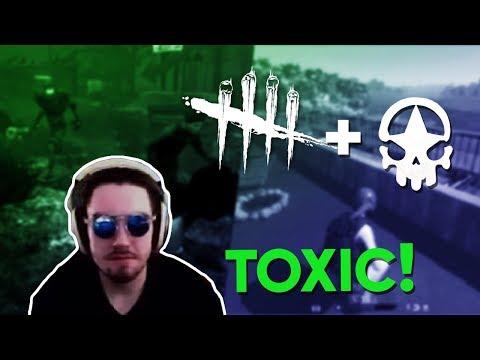 72hrs: TOXIC! (DBD + H1Z1 Highlights)