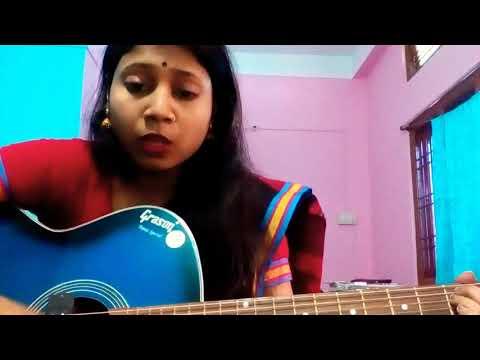 Dilbaro/ Raazi / Alia bhatt / harshdeep kaur/ guitar cover by Nandita Ghosh