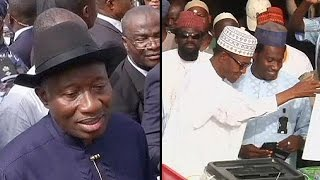 Presidential candidates neck-and-neck in Nigeria elections