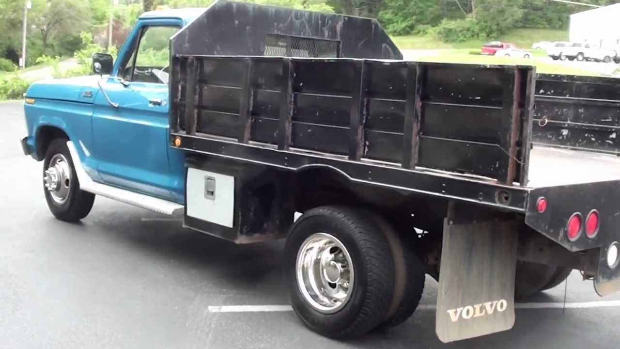 77 ford f350 dually