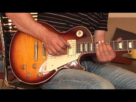 2006 Gibson Les Paul 1959 RI VOS Part 2