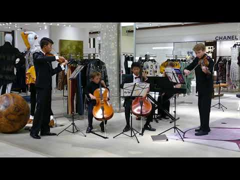 Meadows Quintet - Nevada School of the Arts - Holidays