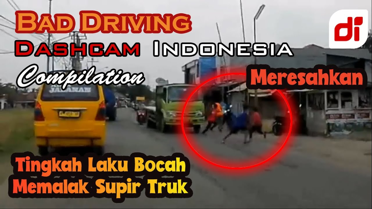 BAD DRIVING DASHCAM INDONESIA COMPILATION #MARET(2) 2021
