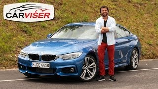 BMW 428i Gran Coupe Test Sürüşü - Review (English subtitled)