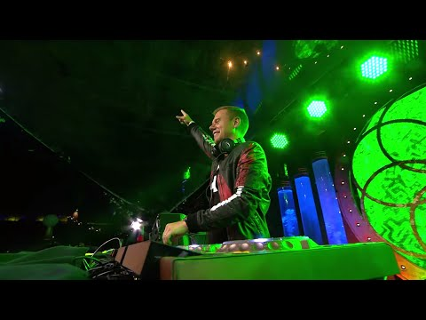Armin Van Buuren Live At Tomorrowland 2016