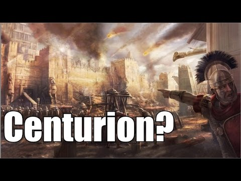 What is a Roman Centurion?