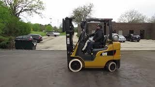 Forklift for Sale Stock#35684  2011 Cat 2C5000