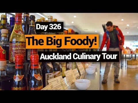 Food Tour in Auckland (The Big Foody) – New Zealand's Biggest Gap Year – BackpackerGuide.NZ