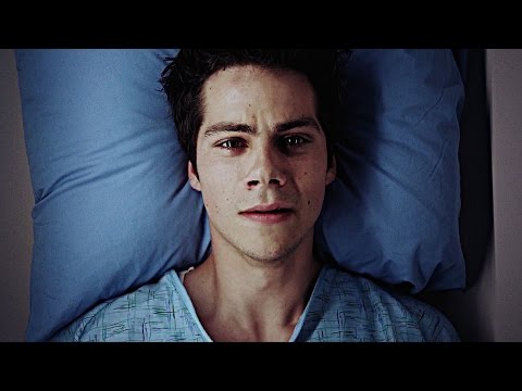 Stiles Stilinski | I'm only human and I bleed when I fall down.