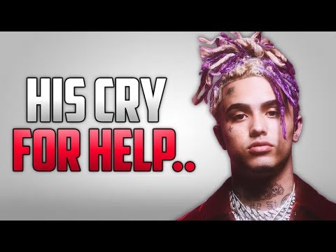 Lil Pump's Cry For Help Mp3