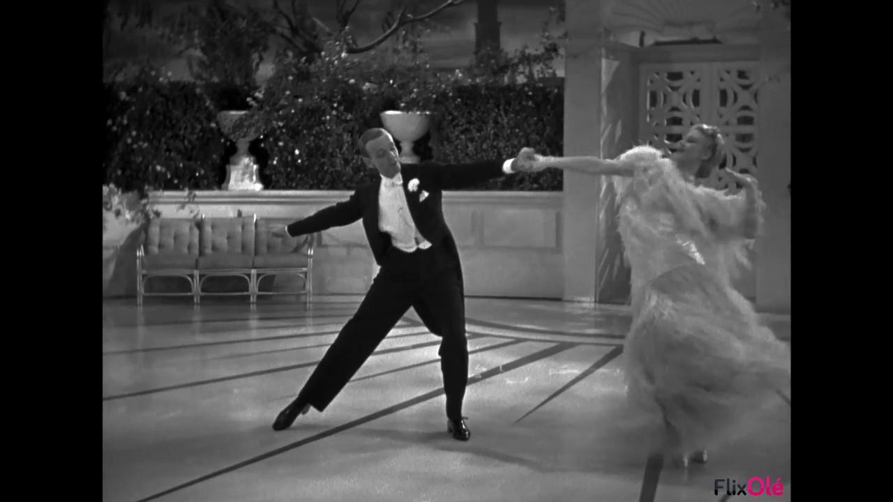 Fred Astaire Y Ginger Rogers En Sombrero De Copa Flixole Youtube