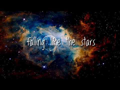 James Arthur-Falling like the stars (Lyrics)