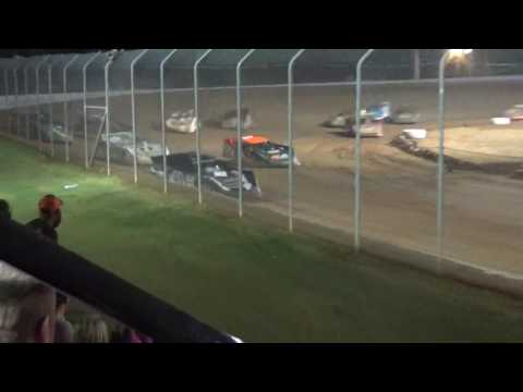 Ark La Tex Speedway The pelican 50 Latemodel A feature part 5 3/17/17