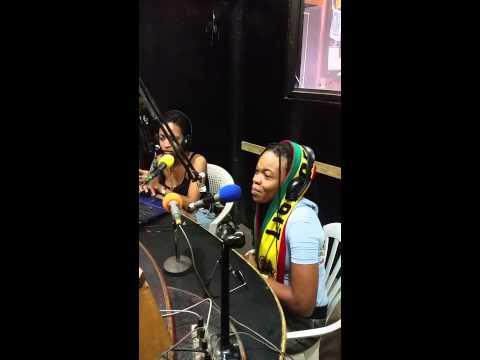MOEISH INTERVIEW ON KREM RADIO STATION IN BELIZE