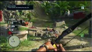 Far Cry 3 - 1st co-op match - Overboard - 119 kills