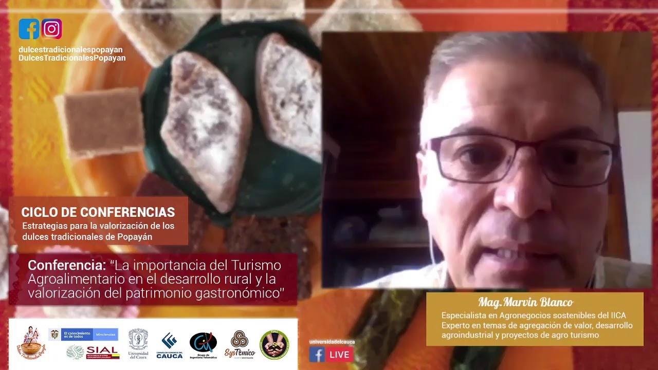 Estrategias para la Valorización de los Dulces Tradicionales de Popayán