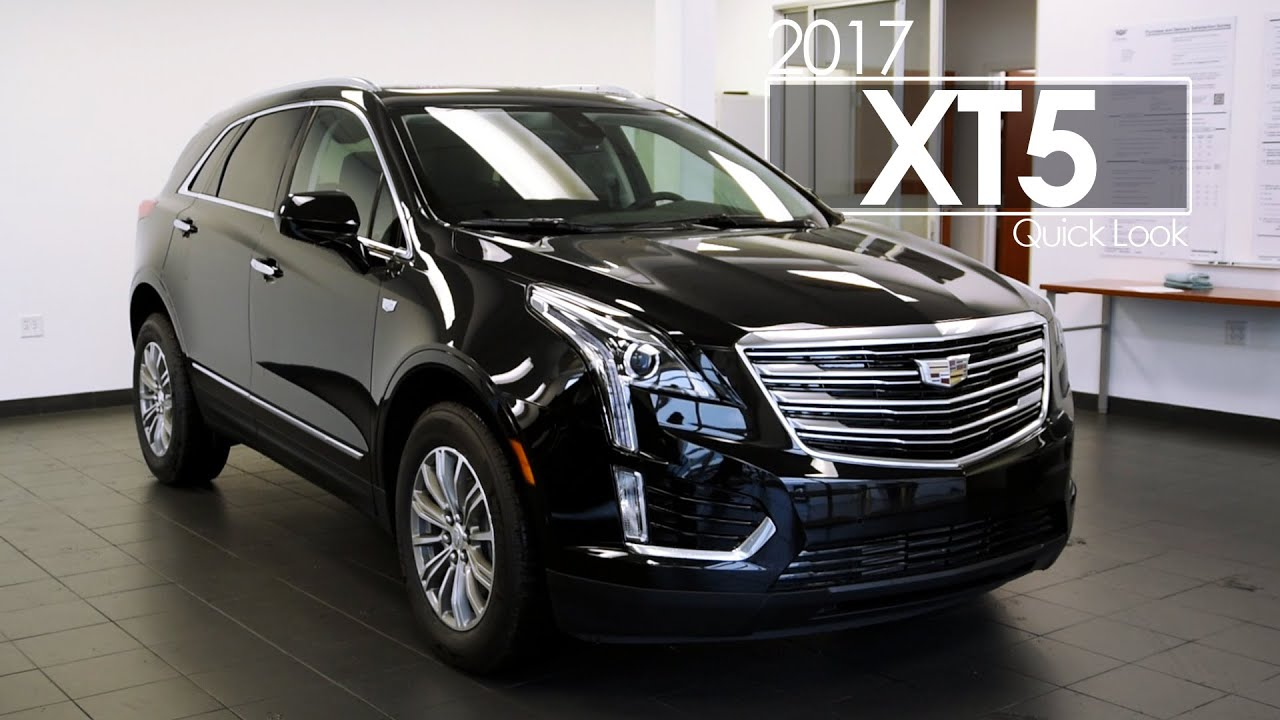 Original The 2017 Cadillac XT5 Has Arrived  First Look  Doovi