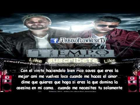 Kelmitt Ft. Gotay El Autentiko - Tiempo Perdido (CON LETRA) ★REGGAETON 2012★ / DALE LIKE