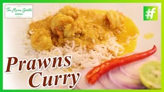 East Indian Style Prawn Curry | By Maria Goretti