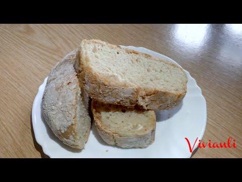Домашен хляб без