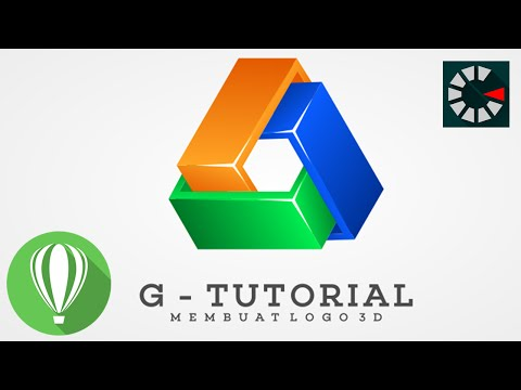Tutorial kali ini membahas tentang Bagaimana cara membuat logo 3D dengan coreldraw X7. Kumpulan Tuto.