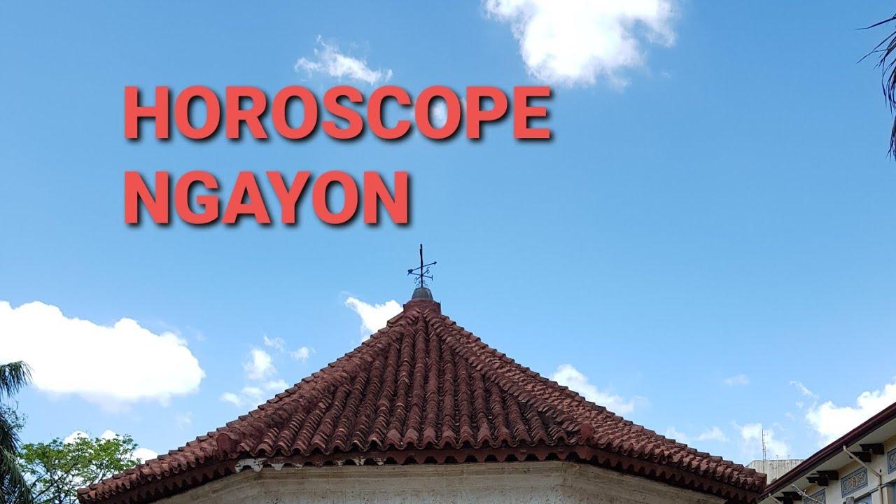 horoscope tagalog ngayon libra