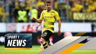 Streit beim BVB: Sokratis knöpft sich Dembélé vor | SPORT1 - Der Tag