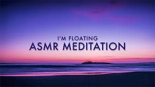 ASMR Meditation for Deep Relaxation, Infinite Love & Anxiety Relief || ∞ Ocean Tantra Yoga