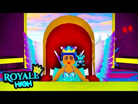 I FOUND THE PRINCIPAL'S SECRET In Royale High!🧚♀️👑 Royal High School   Roblox Roleplay