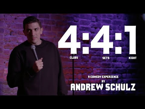 4:4:1 - A Comedy Experience by Andrew Schulz (Stand Up Comed