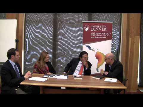 Korbel Latin America Center Interview with the Former President of Peru, Alejandro Toledo