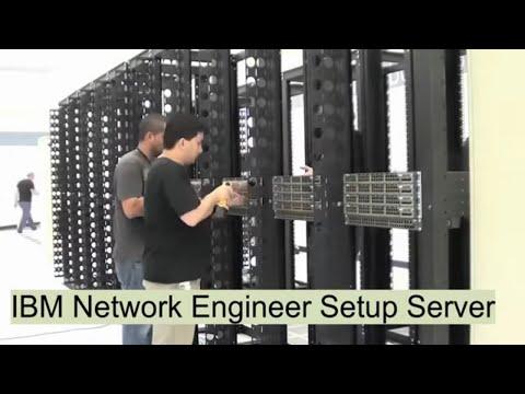 IBM Network Engineer Setup Server Room !! Documentary Video