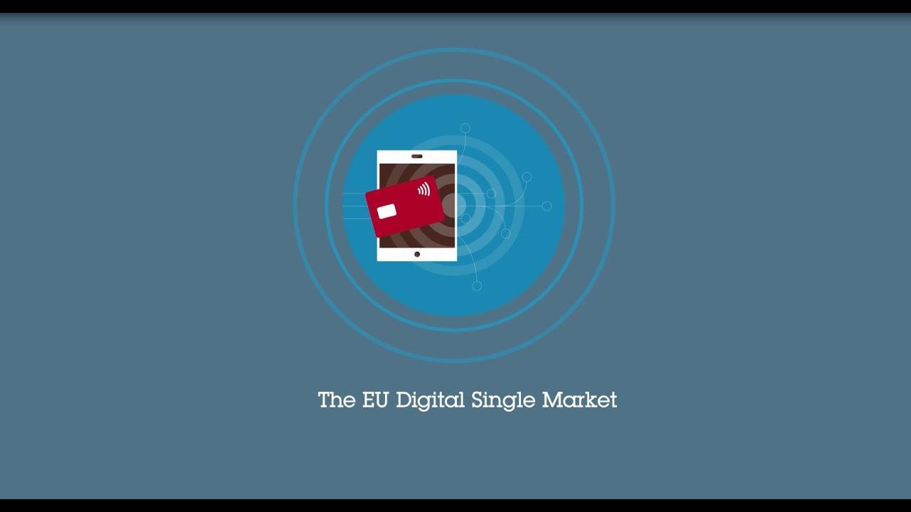 The EU Digital Single Market - YouTube
