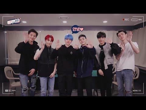 SM 셀러브리티와의 선물같은 시간 _ EXO (자막)