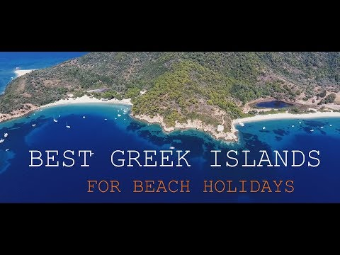 Best Greek islands for beach holidays