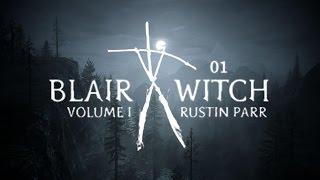 Zagrajmy w: Blair Witch vol.1 #1 - Kurs dla ułomnych [Volume 1: Rustin Parr Gameplay PL]