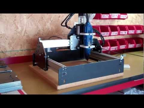 Inventables Announces Availability of Open Source CNC Mill Kits