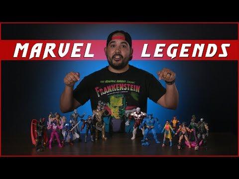 Marvel Legends Review: X-Men & Avengers Endgame Waves