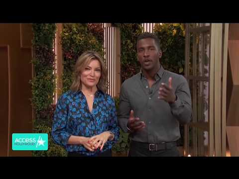 Charles D'Angelo on Access Hollywood