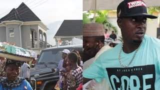 TAIYE CURRENCY IN AND OUT MANSION AND HIS GRAND CHILD NAMING CEREMONY IN IBADAN