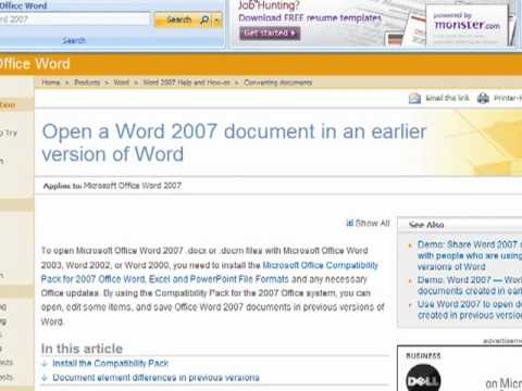 How to open doc docx xls without microsoft office doovi - Can open office open docx ...