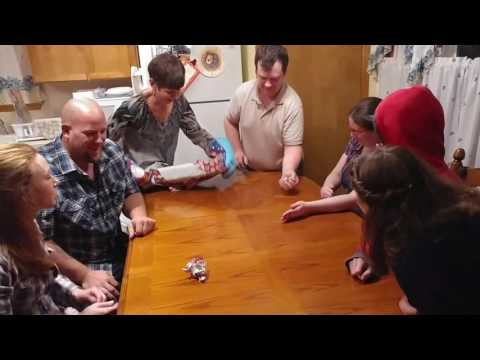Double Dice Gift Game.