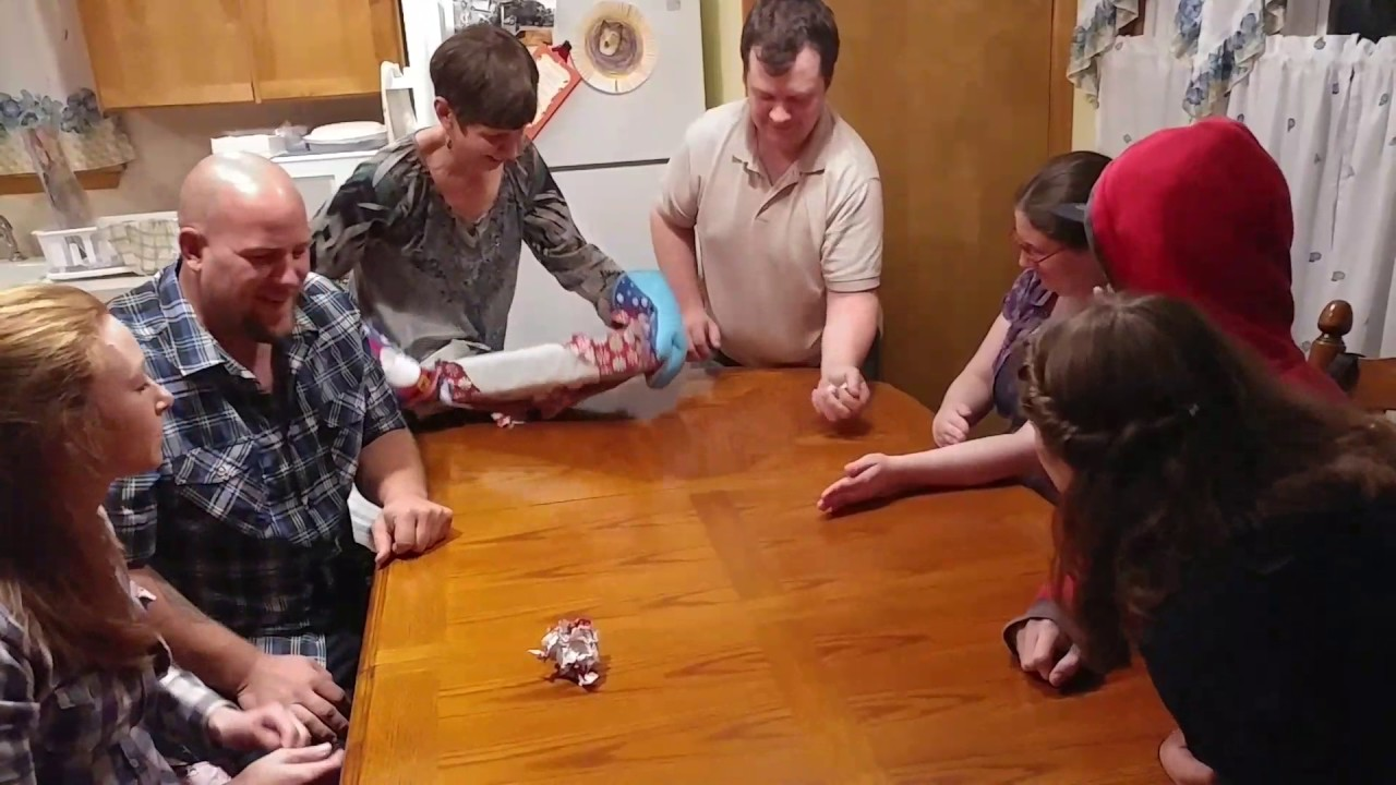 Double Dice Gift Game. - YouTube