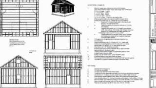#g434 28 X 38 - 12 Garage Plans With Bonus Storage