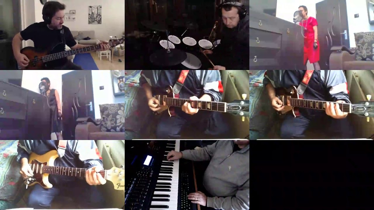 BANDHUG cover of Within Temptation - Titanium