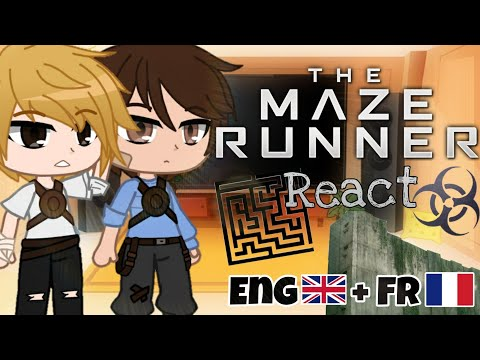 Download Maze Runner react//GCRV//ENG🇬🇧+FR🇨🇵